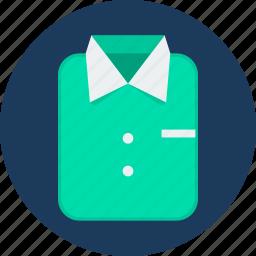 business, clothes, clothing, fashion, formal, man, shirt icon