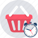 shopping, cart, timings, time, hours, ecommerce, shipping