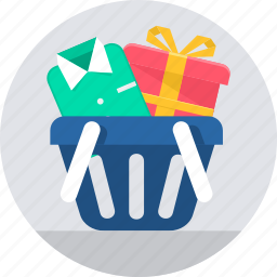 basket, cart, items, sale, shop, shopping, store icon