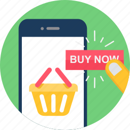 app, buy, click, mobile, now, online, shopping icon