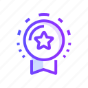 achievement, award, best, discount, offer icon