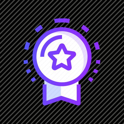 achievement, award, best, discount, offer icon