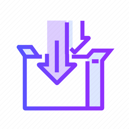 delivery, package, packaging, transport, transportation icon
