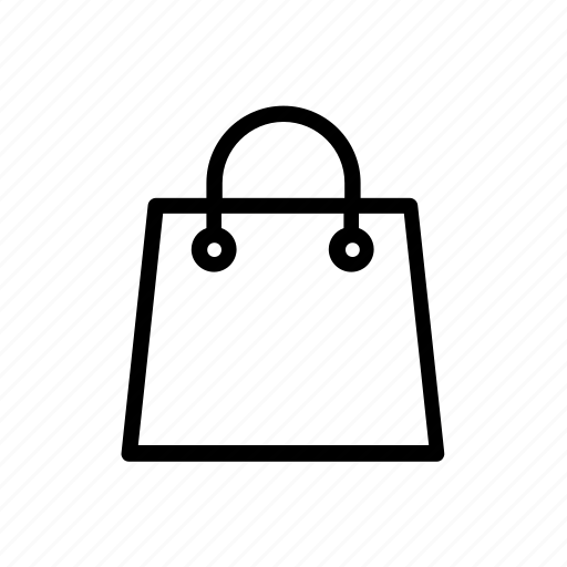 bag, e-commerce, shopping, shopping bag icon