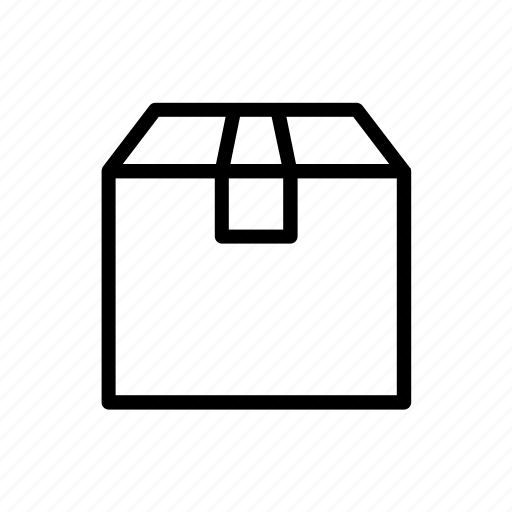 box, delivery, e-commerce, shipping, shopping icon