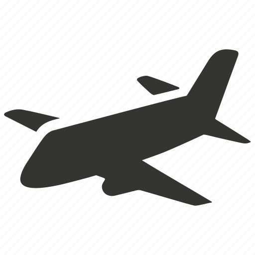 airplane, airport, aviation, flight, transportation, travel icon