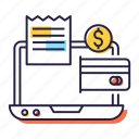 card payment, digital payment, ecommerce, online payment, payment, secure payment icon