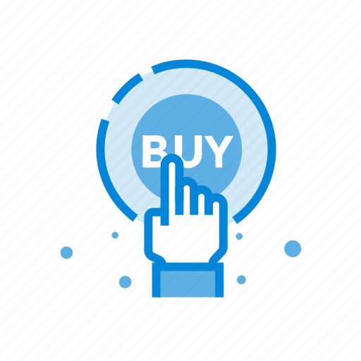 buy, hand, online, purchase icon