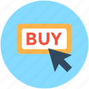 buy button, click buy, online buy, online shopping ecommerce