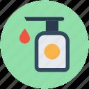 body wash, liquid soap, foam dispenser, soap dispenser, hand gel icon