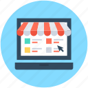 online shop, online store, online shopping, ecommerce, shopping store