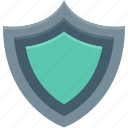 antivirus, defence, insignia, protection, shield icon