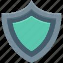 antivirus, defence, insignia, protection, shield