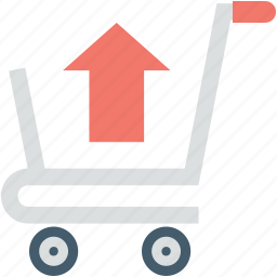delete from cart, ecommerce, online shopping, remove from cart, shopping cart icon