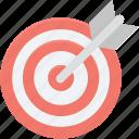 aim, dartboard, goal, objective, target