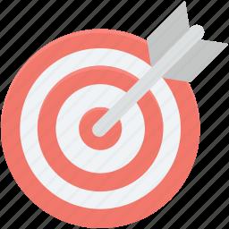 aim, dartboard, goal, objective, target icon
