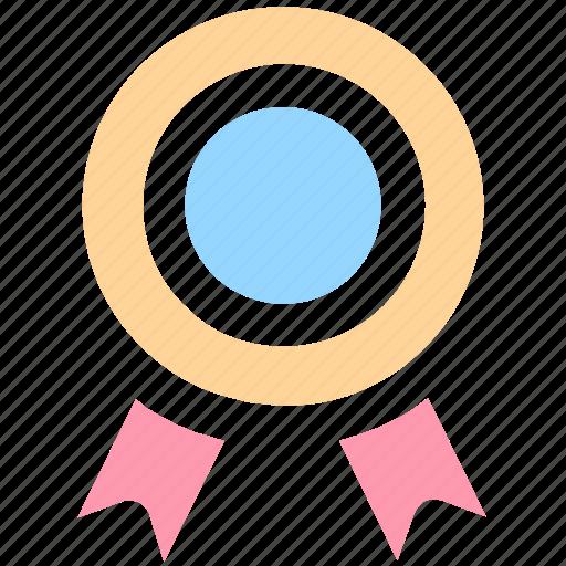 award, award badge, badge, label, ribbon, winner icon