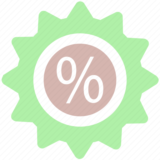 discount, percentage, percentage sign, sales, sign icon