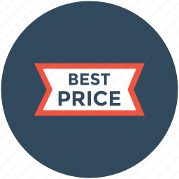 best price, price offer, price tag, shopping tag icon