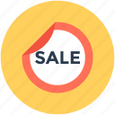 grand sale, sale, sale advertisement, sale notice, sale offer icon