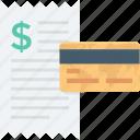 banking, bill, credit card bill, debit card, transaction