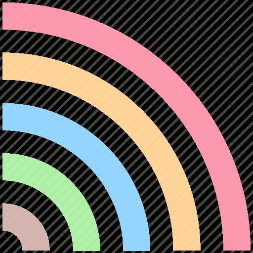 connection, internet, signal, wifi, wifi signal, wireless icon