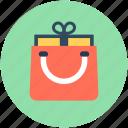 bag, gift, shopper bag, shopping, shopping bag