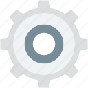 cog, gear, option, repair tool, settings icon