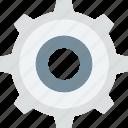 cog, gear, option, repair tool, settings icon
