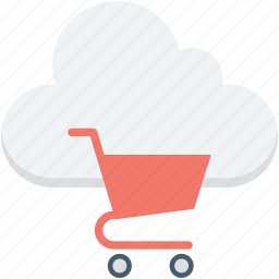 buy online, cloud computing, e commerce, online shopping, shopping cart icon