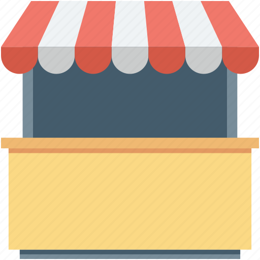 kiosk, market, retail shop, shop, store icon