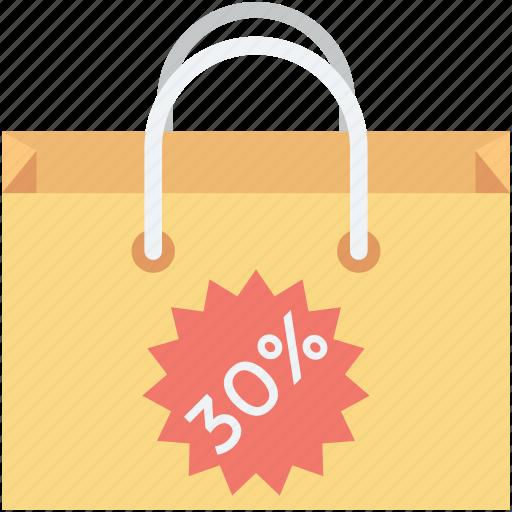 bag, discount, shopper bag, shopping, shopping bag icon