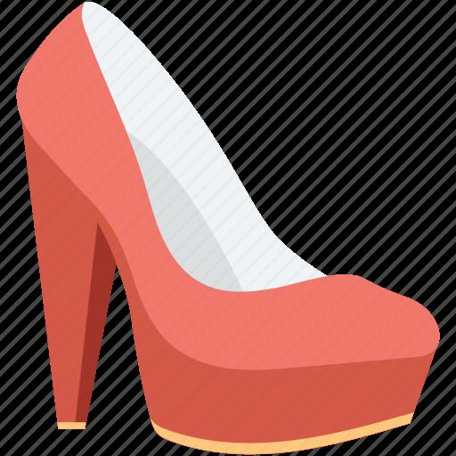 heel sandals, heel shoes, high heel, pumps, women shoes icon