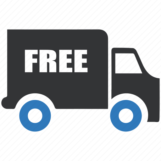 delivery, free, logistics, order, shipping, truck icon
