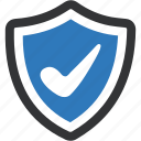firewall, hack proof, protection, safe, secure, security, shield icon