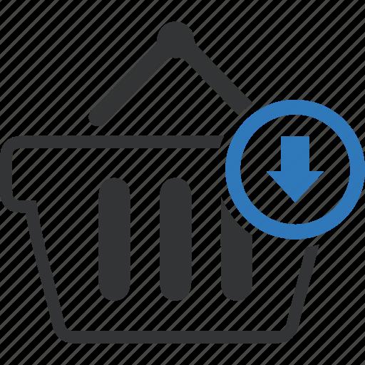 add, basket, buying, ecommerce, purchase, shop, shopping icon
