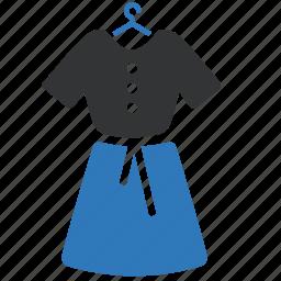 dress, female, women icon