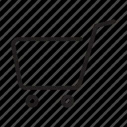 basket, cart, ecommerce, purchase, shop, shopping, store icon
