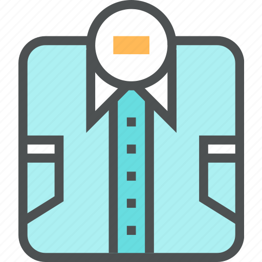 Cloth, clothing, folded, formal, merchandise, shirt, wear icon - Download on Iconfinder