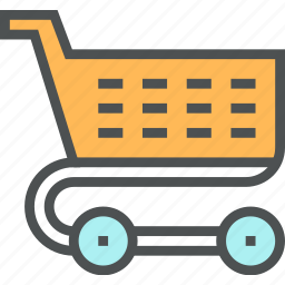 carriage, cart, consumerism, market, shop, shopping, supermarket, trolley icon