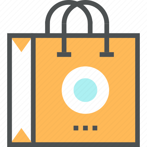 bag, market, package, packaging, purchase, retail, shop, shopping icon