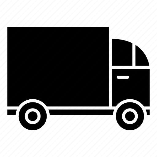 business, delivery, retail, shopping, truck icon