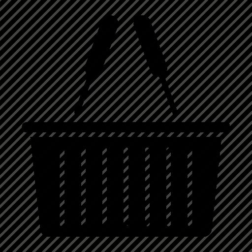 basket, business, cart, retail, shopping icon