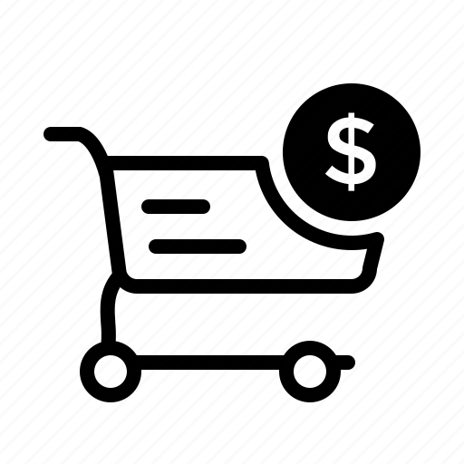 cart, discount, shopping icon