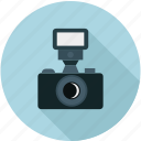 camera, camera and flush, flush camera, media, photo camera icon