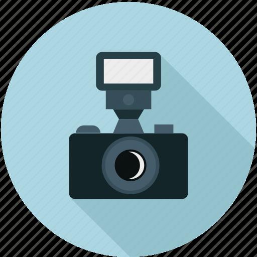 camera, camera and flush, flush camera, media, photo camera icon