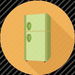 electronics, freezer, fridge, home appliances icon