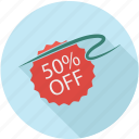 off, offer, sale icon