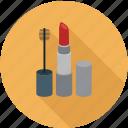 beauty cosmetics, cosmetic, cosmetics, lipstick icon