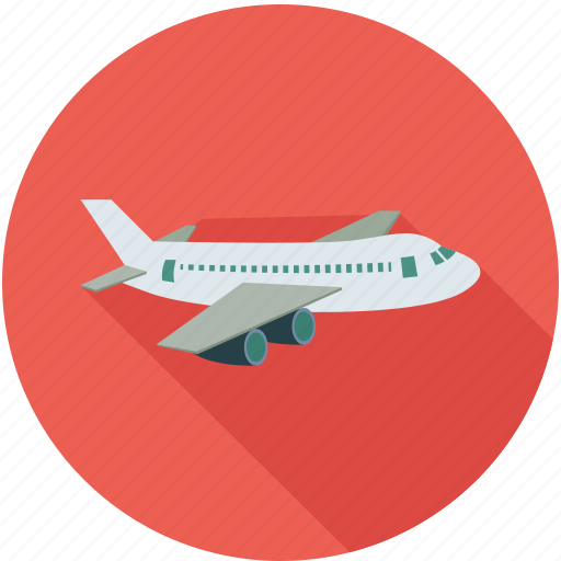 aeroplane, airbus, aircraft, flight, fly, plane icon